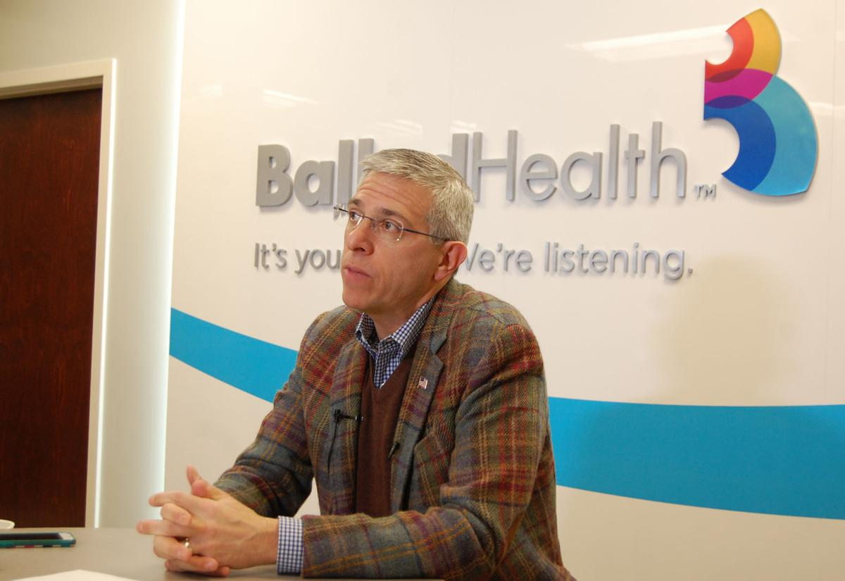 Ballad Health physician practices reduce charges