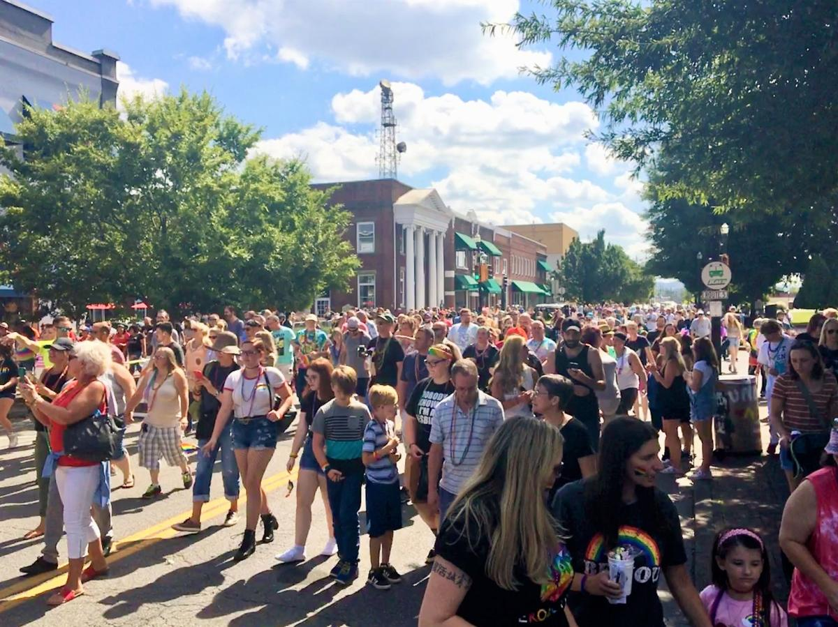 TriPride organizers pleased with Kingsport's warm welcome