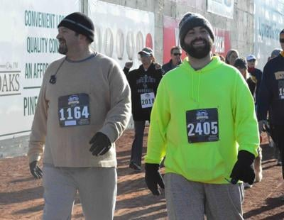 Record number participate in annual Turkey Trot