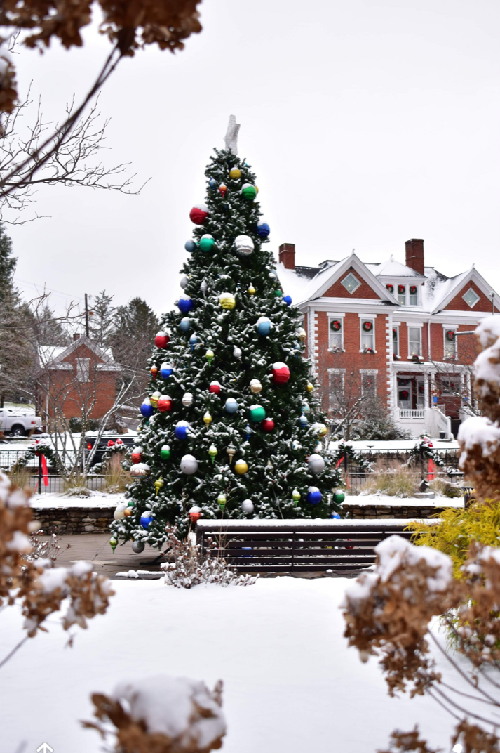 These Downtown Kingsport activities will get you in the Christmas