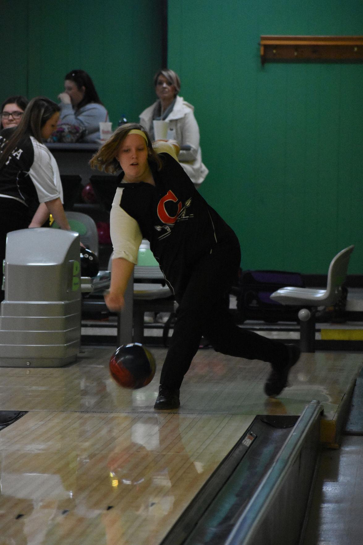 Cherokee girls roll to regional bowling title, boys fall just short