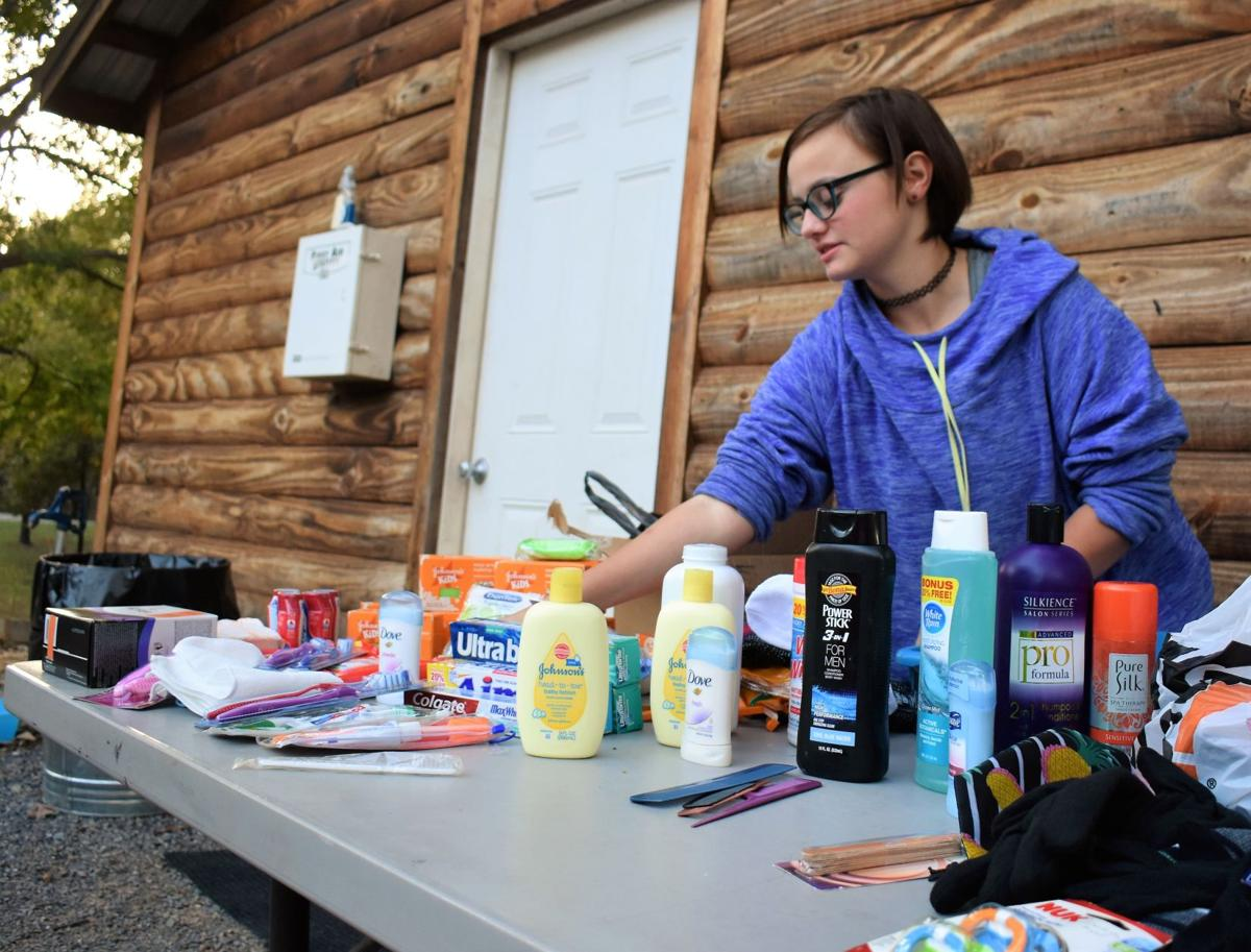 Rogersville 8th Grader Collecting Toiletries For Hawkins Poor And Homeless Family Timesnews Net