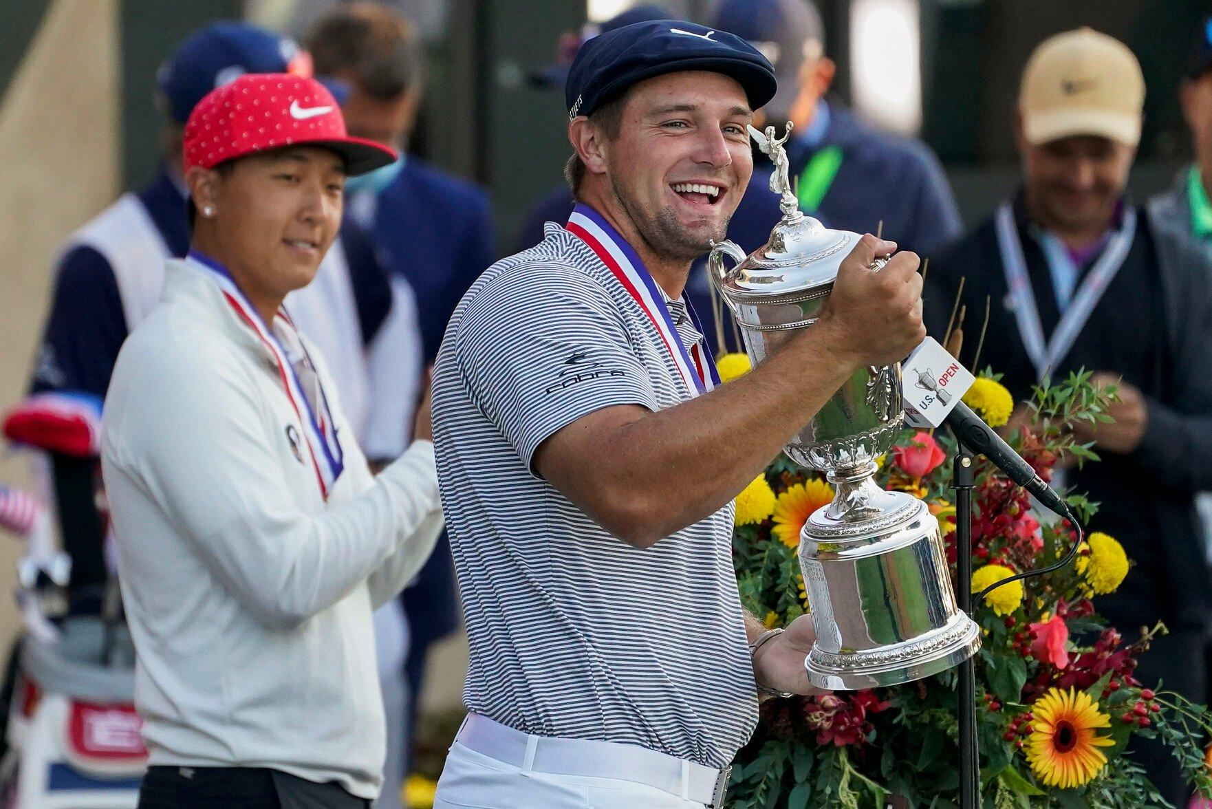 timesnews.net - APTOPIX US Open Golf