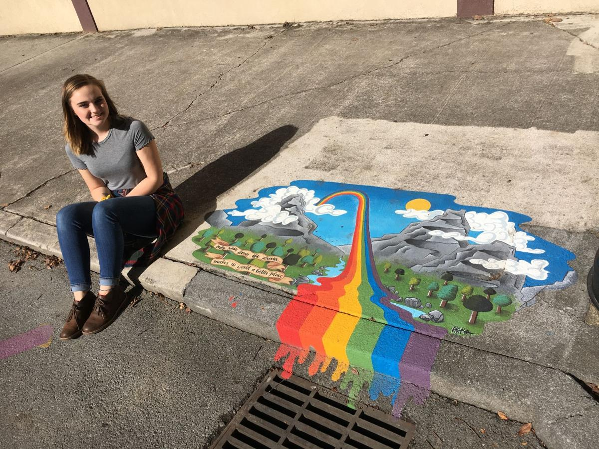 Show your artistic talents on the streets of Kingsport
