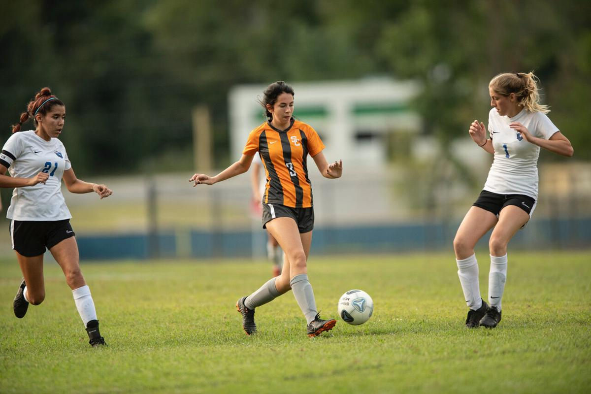Unicoi County Sullivan Central girls soccer