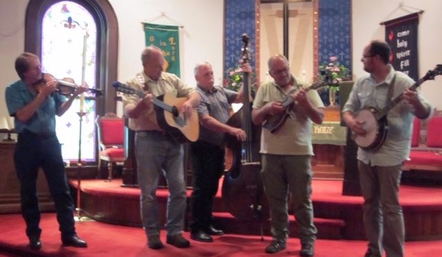 Blountville's Immanuel Lutheran Church opens doors for Gospel Fest