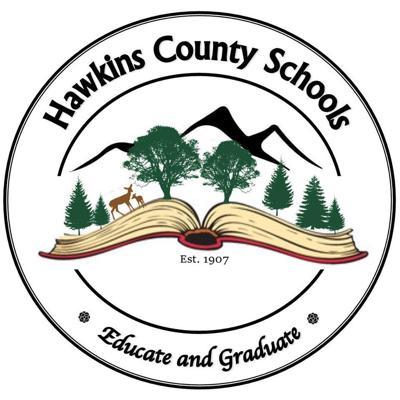 Hawkins County Schools logo