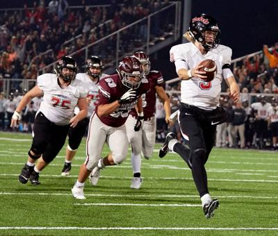 Rebels knock out Tribe, make state semifinals for 20th straight year
