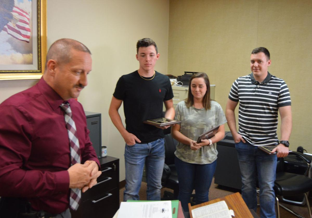 Scott County trio honored for saving suicidal man