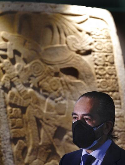 Mexico Archaeology Exhibition