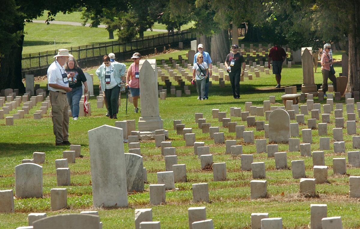 McGavok Confederate Cemetery