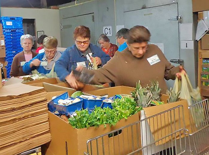Scott County Ministerial Association receives $3K grant for food pantry
