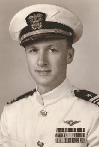 Captain Herbert Vern Ladley