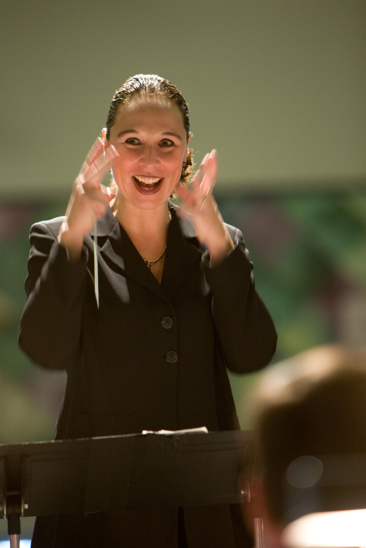 Music Director Cornelia Laemmli Orth