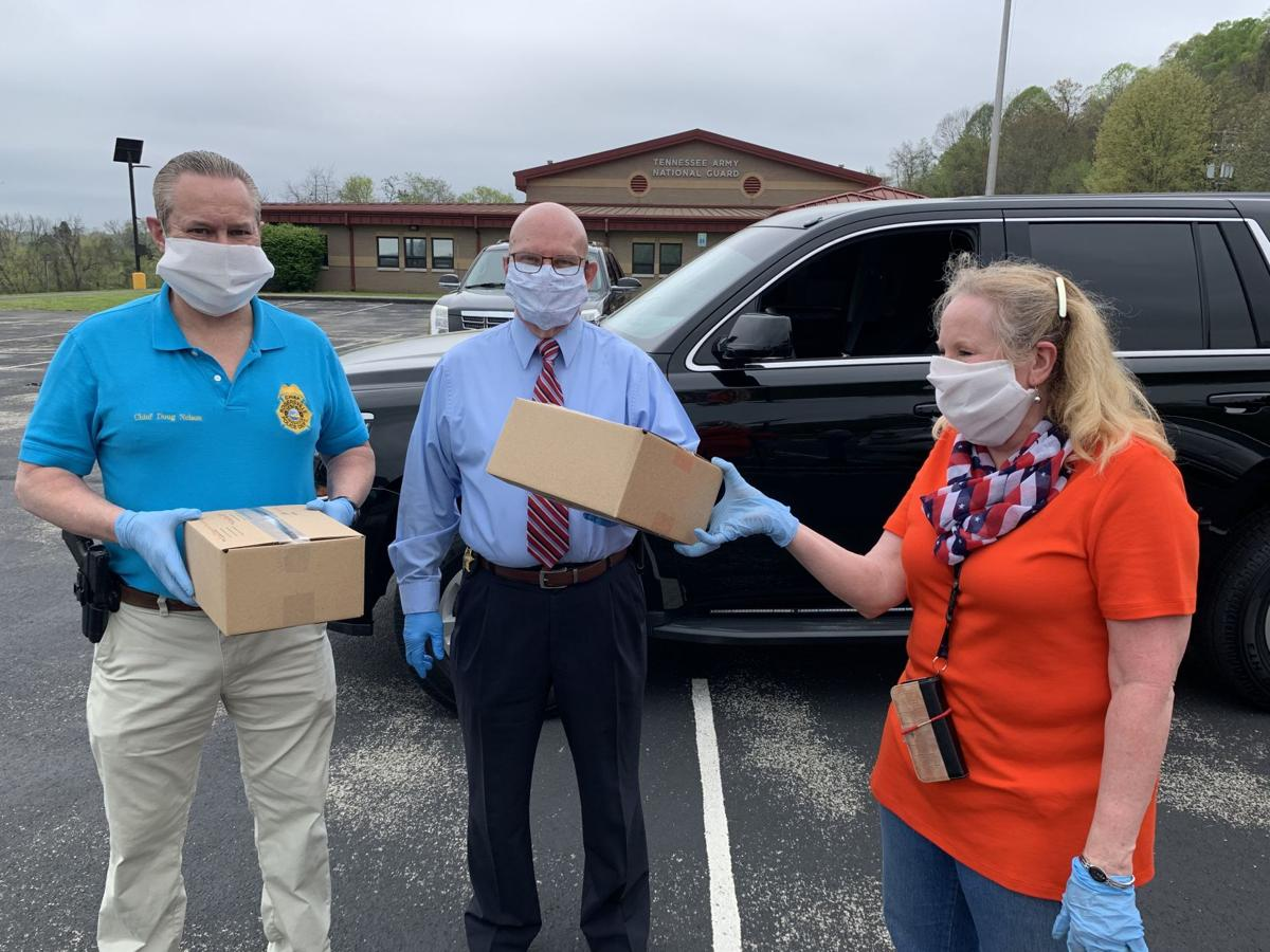 Hawkins 'sewing soldiers' surpass 3,800 medical masks delivered in three weeks