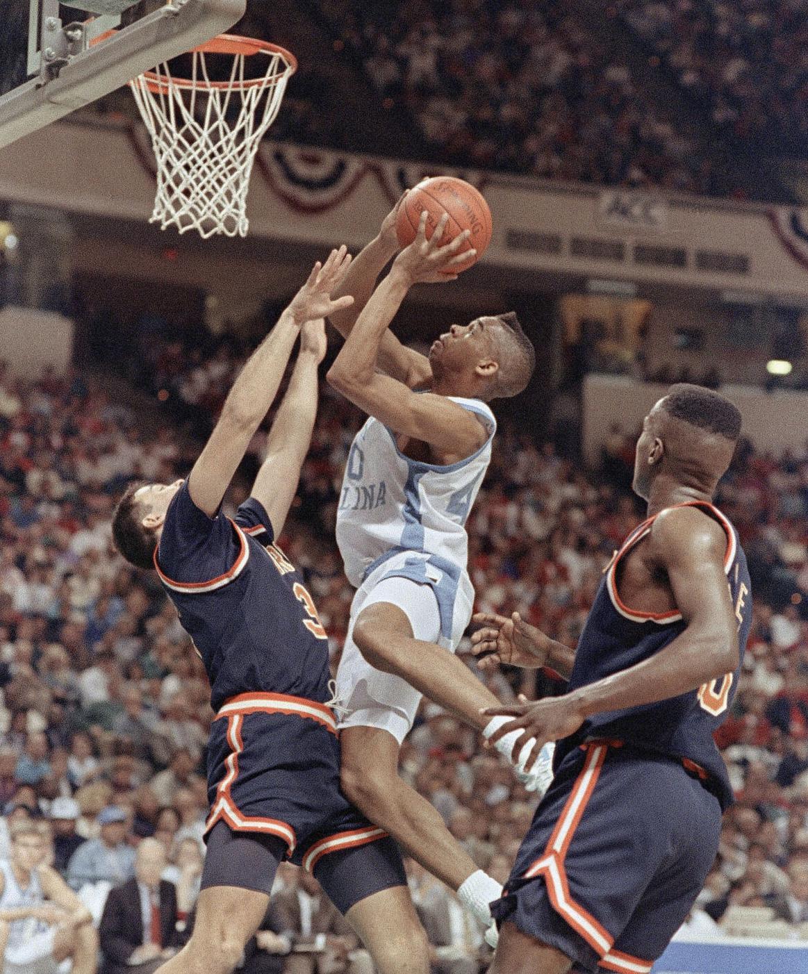 ACC North Carolina Virginia 1991