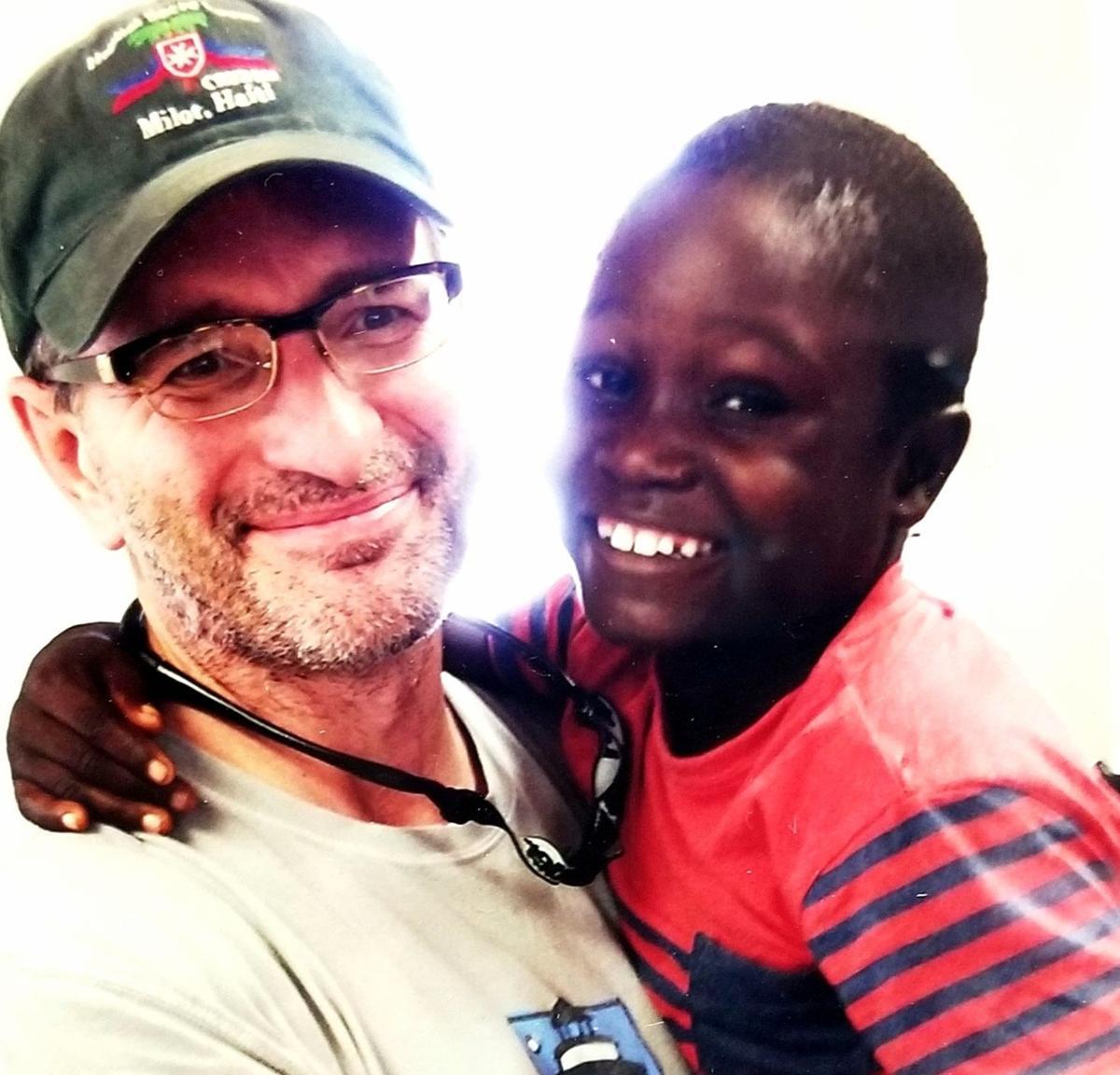 Giving back brings true joy for Dr. Jeffrey Marchessault