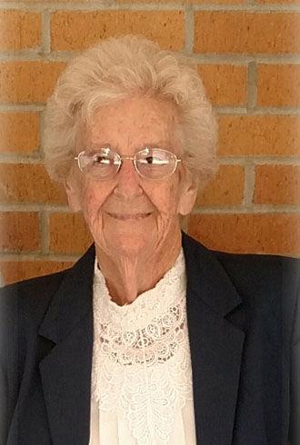 Ruth Irene Byrd Linkous