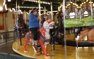 Kingsport Carousel