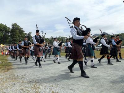 Grandfather Mountain Highland Games canceled for 2020
