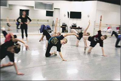 Grants help local students learn, exercise while 'moving to the numbers'
