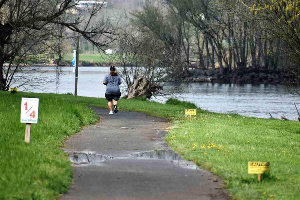 Bids go out this month for Laurel Run Park shoreline erosion project
