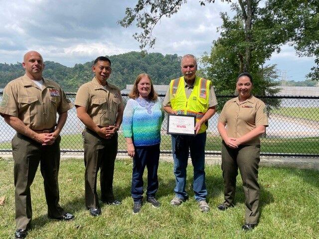 Boone Dam Project Award