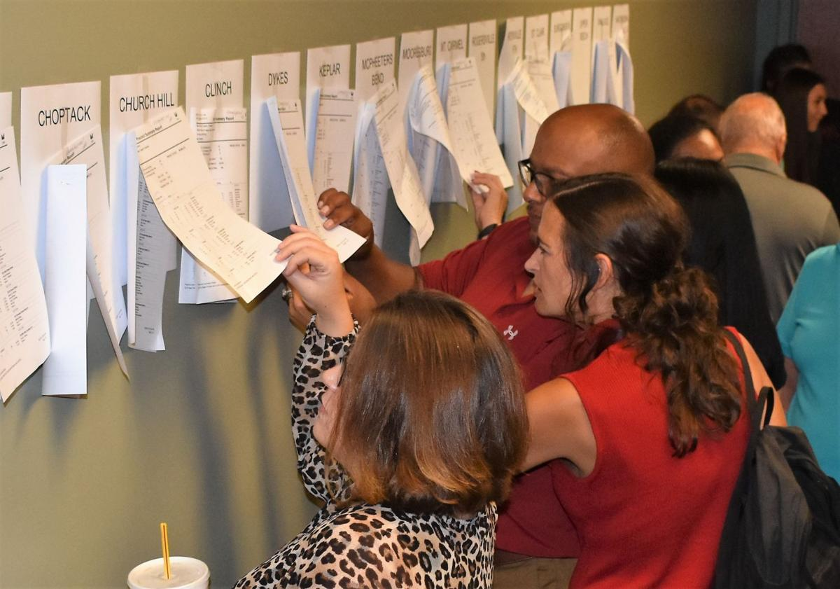 If Hawkins voters wanted change, they got it with 13 new commissioners and new mayor