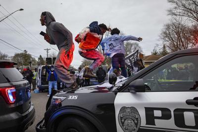 Police Shooting Minnesota