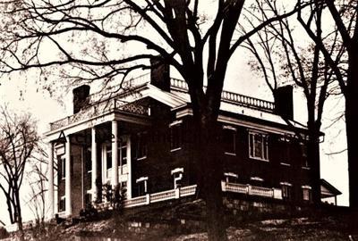 Rotherwood (II) Mansion, circa 1917