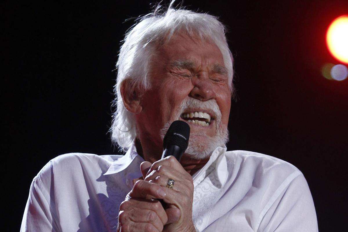 Actor-singer Kenny Rogers dies at 81