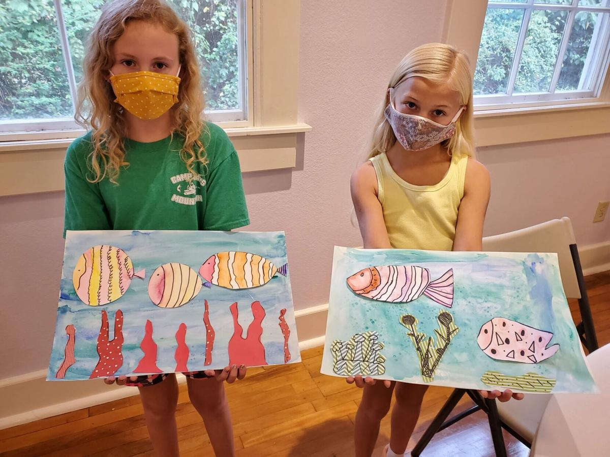 McKinney Center youth art classes