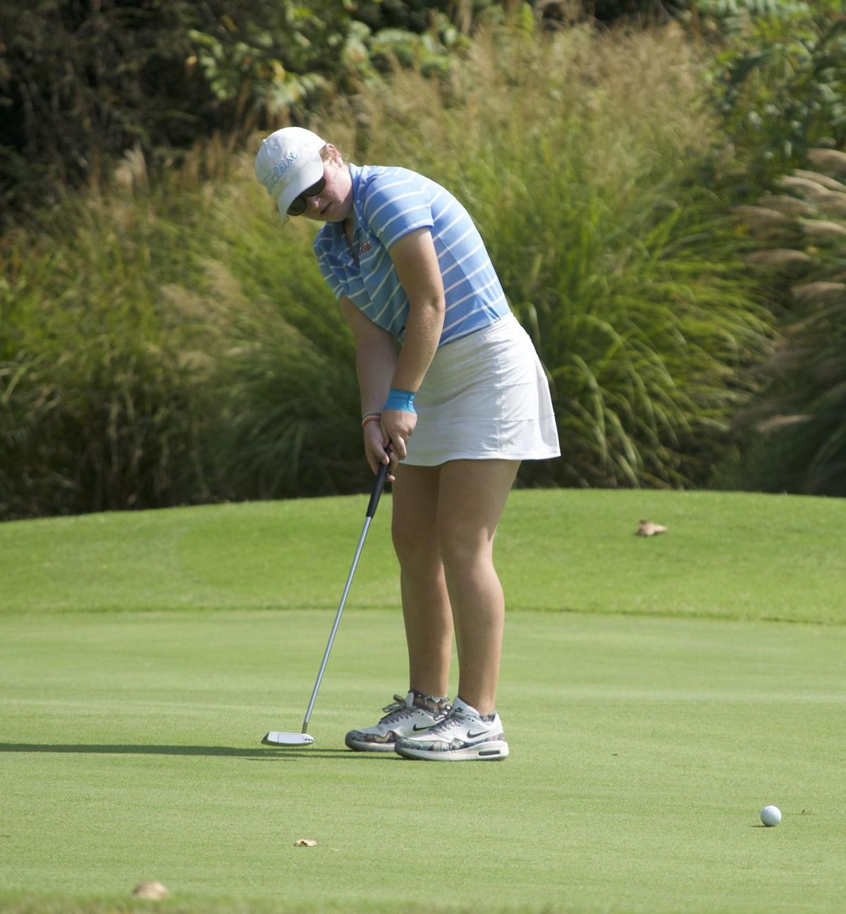 South's Carter earns medalist honors; THS, Science Hill take D1 team titles