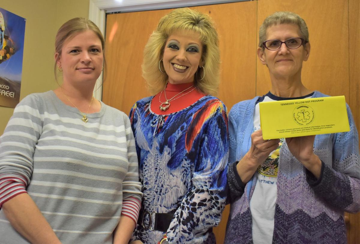 'These could be a lifesaver': Yellow Dot kits available for free in Rogersville