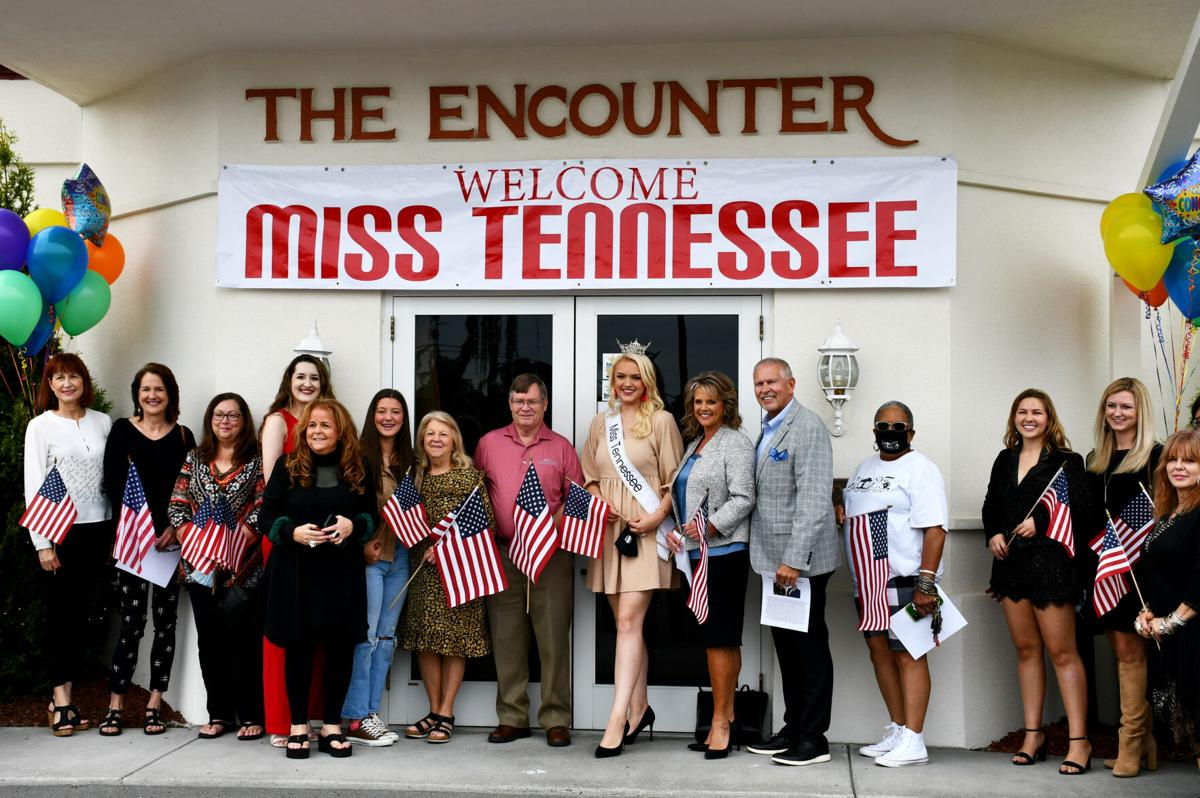Miss Tennessee visits Kingsport, potential new home for Miss Tennessee pageant