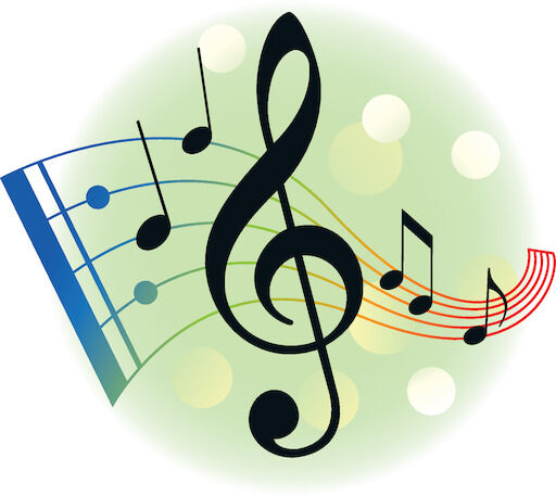 Music Color Logo