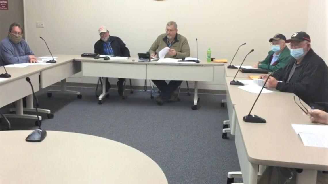 Hawkins Commission might make financial records mandatory for contribution recipients