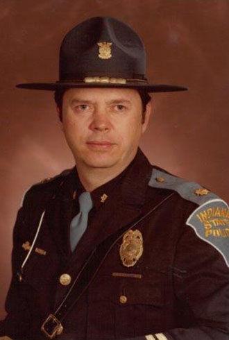 Major Ronald E. Mertens, Retired