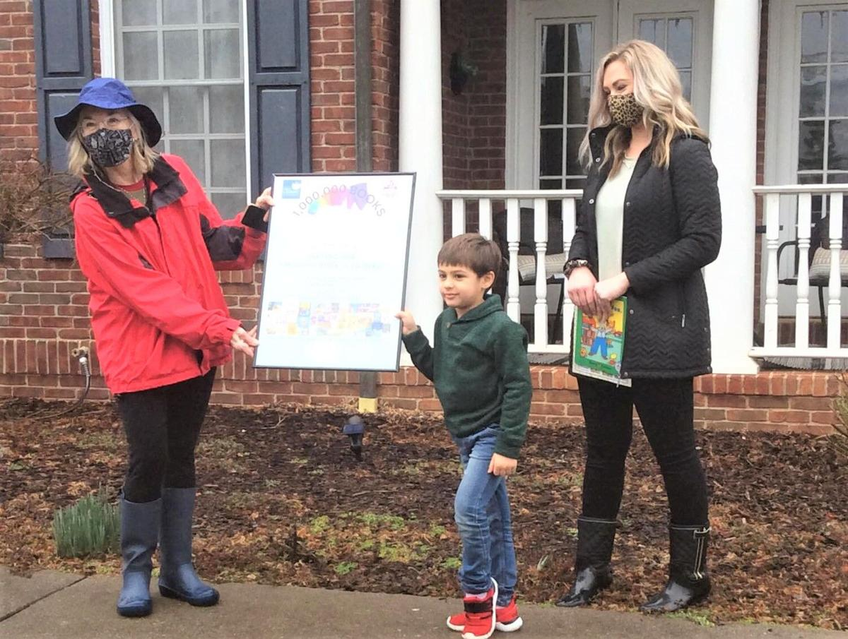 Sullivan County Imagination Library celebrates one millionth book delivery