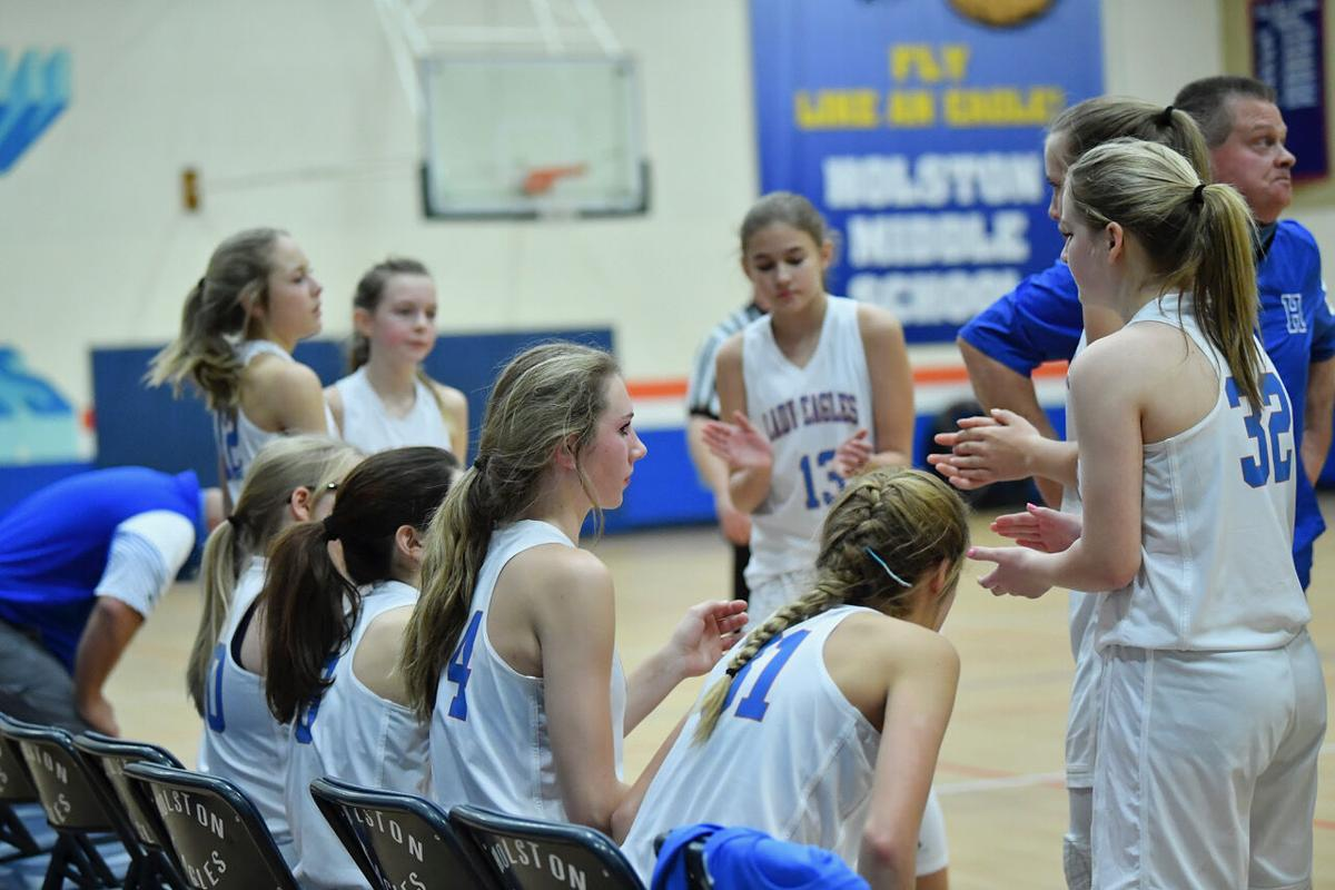 Holston Lady Eagles ready for final home game