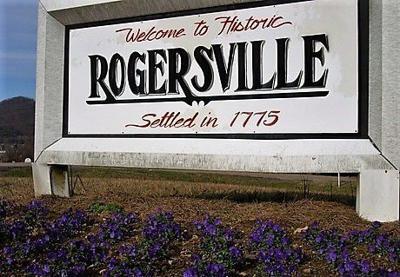 Rogersville logo