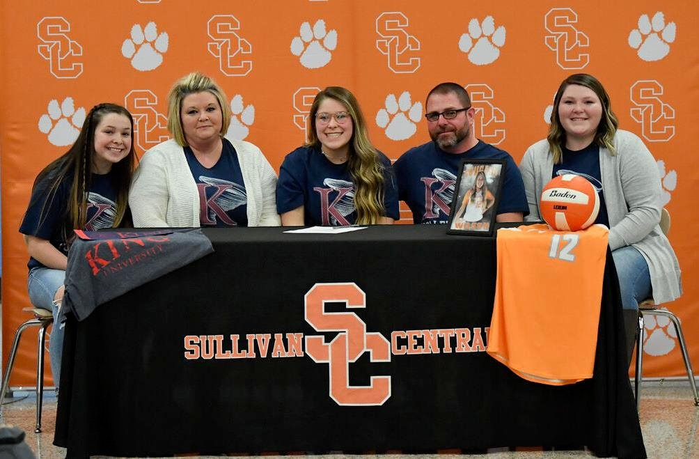 Sullivan Central's Haley Wilson Signs with King
