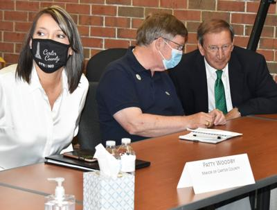 Mayors at FTDD