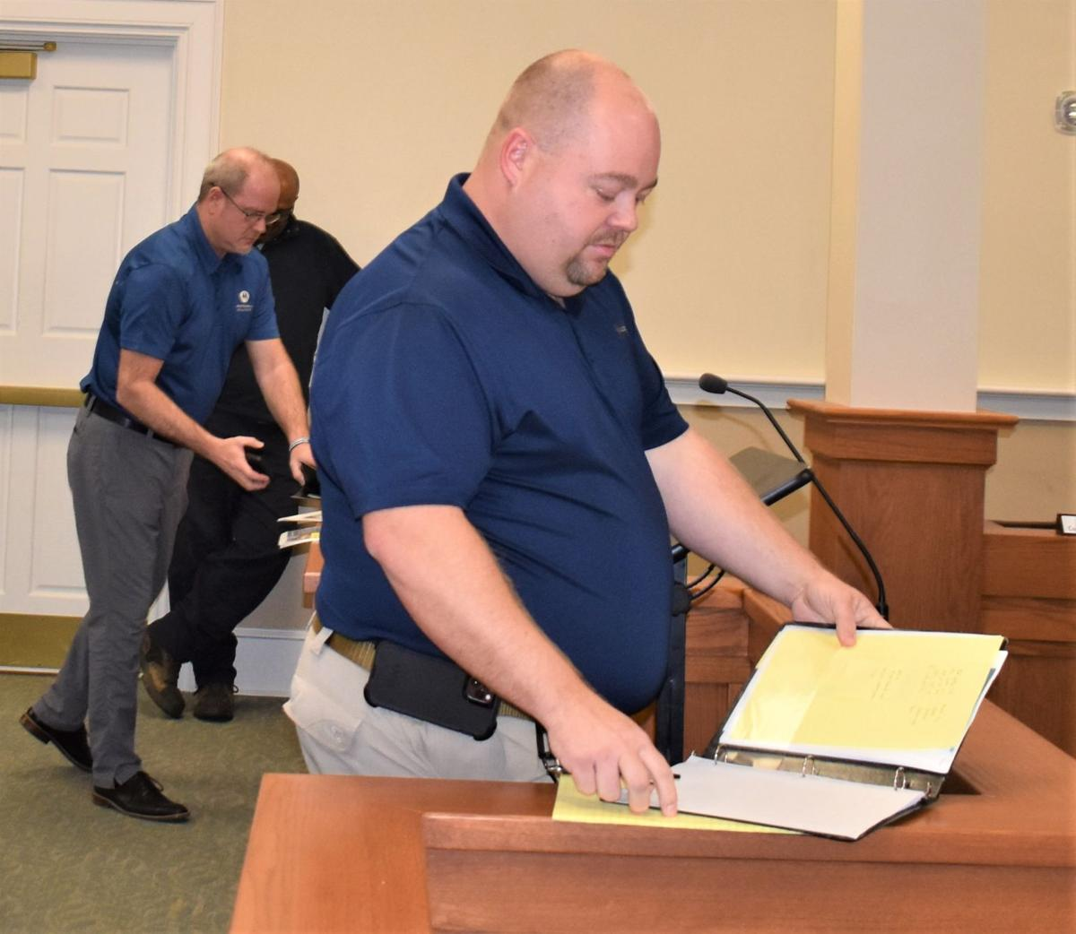 Hawkins requests cost estimate for state's TACN emergency radio system
