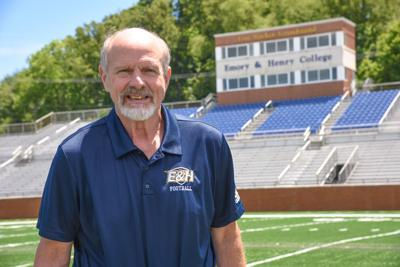 Clark steps down as offensive coordinator at Emory & Henry