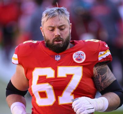 Kansas City Chiefs center Daniel Kilgore