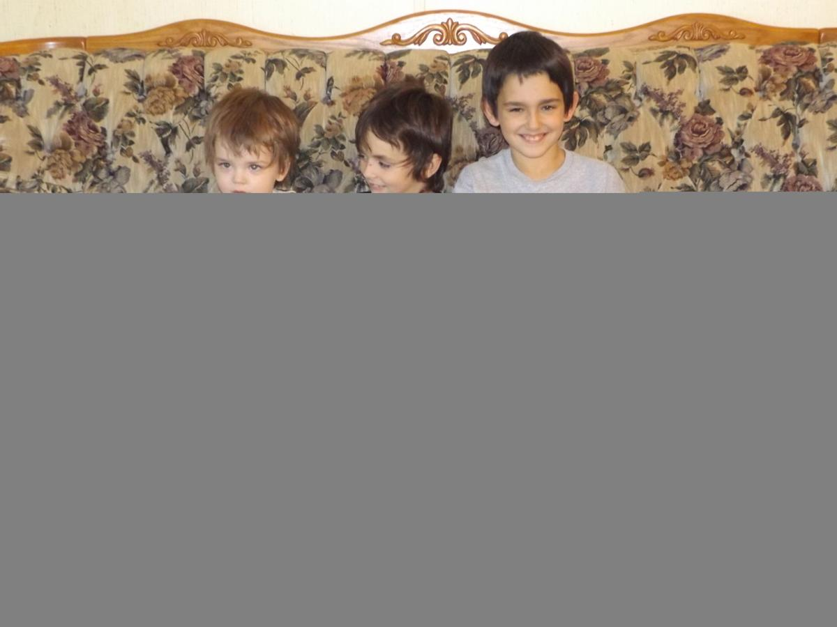 Sullivan man raising three young grandsons, one with medical issues