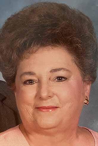 Rita Faye Archer McCrary