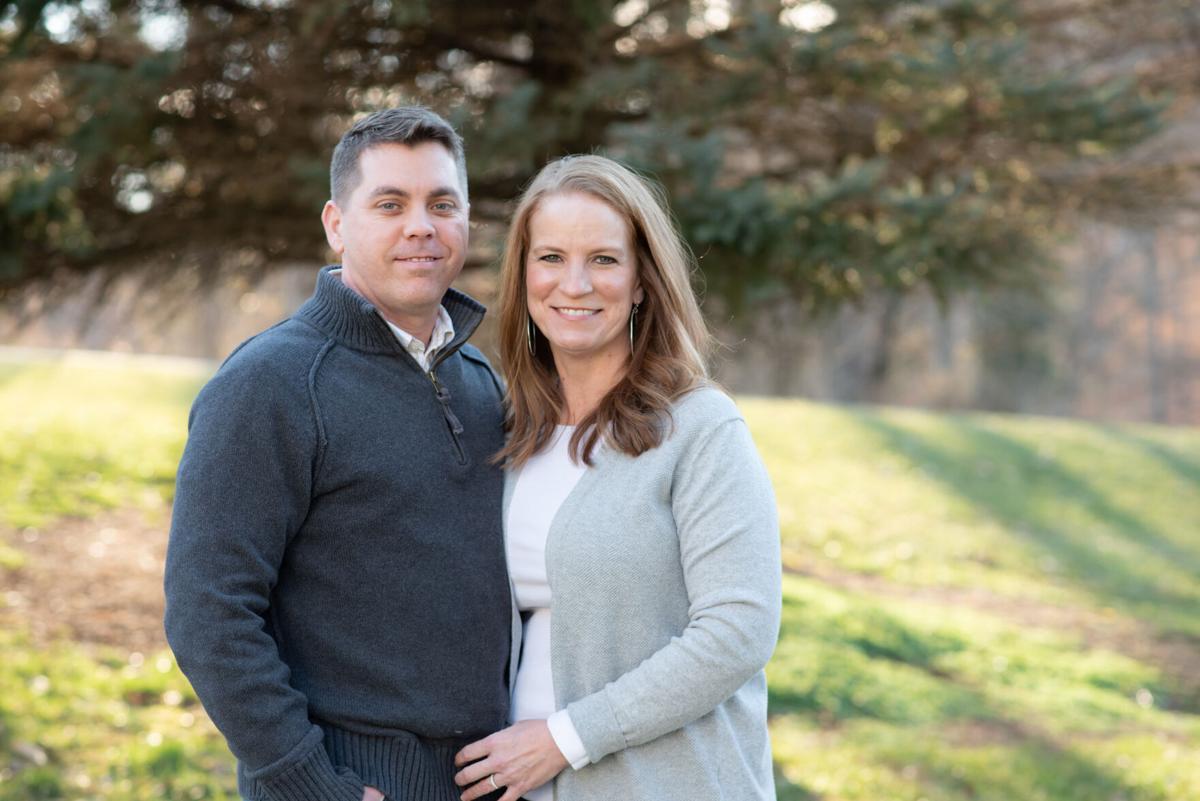Brandon and Leslie Fletcher