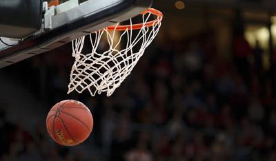 Basketball through hoop/2020